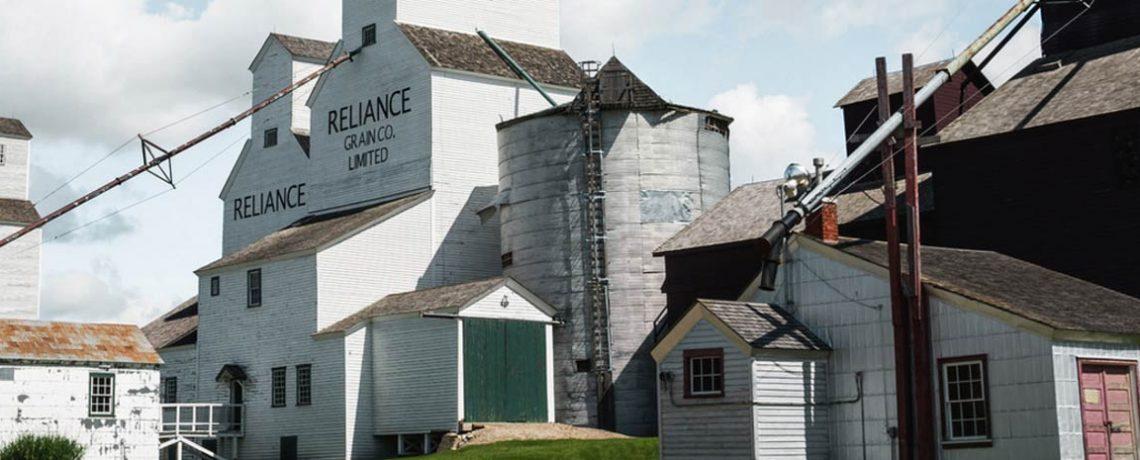 Five Prairie Giants