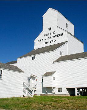 United Grain Growers (UGG)